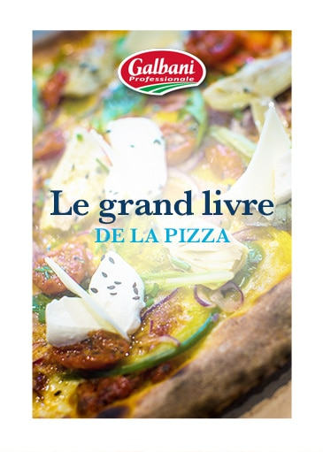 Le Grand livre de la pizza